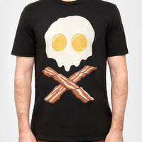 Bacon & Eggs T-shirt | Shop Men's Tees Now | fredflare.com