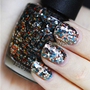 OPI Nail Polish (D15-The Living Daylights) NEW James Bond Skyfall 007 Collection