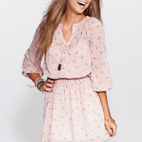 Elle Chiffon Dress