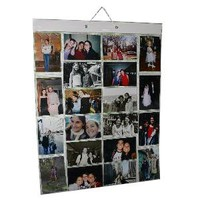 Amazon.com: Large Hanging Foto Pocket by Live, Love, Dream Inc.: Home & Kitchen