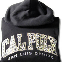 Cal Poly Jansport Leopard Hood - University Store - Cal Poly