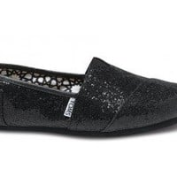 Black Women&#x27;s Glitters | TOMS.com