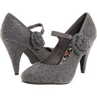 Rocket Dog Osaka Grey Flannel Felt - Zappos.com Free Shipping BOTH Ways