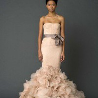 Wedding Dress Bridal Spring 2012 Look 8 - Wedding Dresses - Apparel