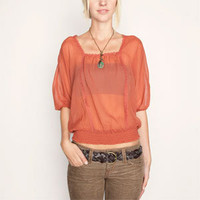 FULL TILT Peasant Womens Top 183057313 | blouses &amp; shirts | Tillys.com