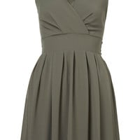 **Cross Bust Dress by Wal G - Dresses - Clothing - Topshop
