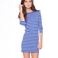 Striped Dress | FOREVER21 - 2011409435