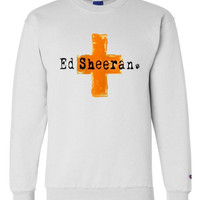 Ed Sheeran Plus Logo Crewneck Sweatshirt