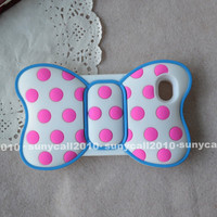 3D Cute Color Polka Dot ...