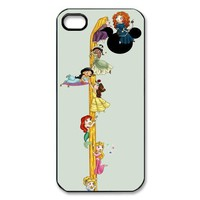 Amazon.com: Disney Princess in Order Custom Iphone 5 Case: Cell Phones & Accessories