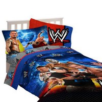 WWE Wrestling Champions Twin Comforter