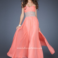 Bella Boutique::*Dresses::Prom Dresses::Prom Dresses 2013::La Femme 18515 Dress