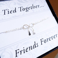 friendship bracelet with Friendship card best by BriguysGirls