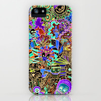 Flippin Funhouse iPhone Case by Morgan Ralston | Society6