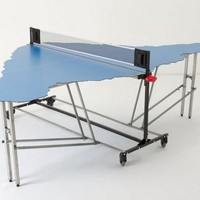 Easter Island Ping Pong Table
