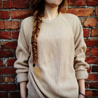 NW Threads  Slouchy Knit Sweater