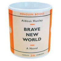 Brave New World Penguin Mug