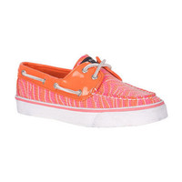 Sperry Bahama 2-Eye Bright Zebra