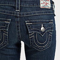 True Religion - Becky Bootcut Jeans - Saks Fifth Avenue Mobile