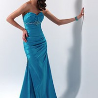 Special Design Mermaid sweetheart long formal dress