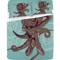 Valentina Ramos Octopus Bloom Sheet Set