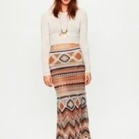 Free People Jezebelle Maxi Skirt at Free People Clothing Boutique