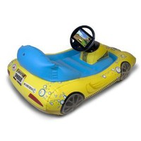 Amazon.com: SpongeBob SquarePants Inflatable Sports Car for Kindle Fire: Kindle Store