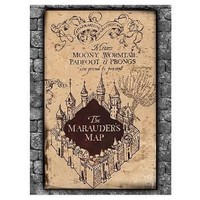 Amazon.com: Harry Potter Marauder's Map Jigsaw Puzzle by Neca: Toys & Games