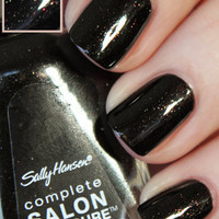 Sally Hansen Midnight in New York Nail Polish