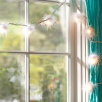 Furry String Lights