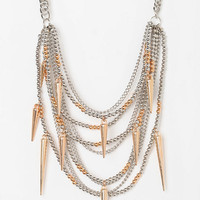 Parkland Spiked Necklace