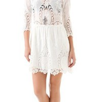 Dolce Vita Valentina Lace Dress | SHOPBOP