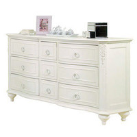 Dresser | Victorian Chic Collection in Antique Off White | FOW