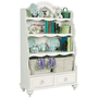 Bookcase | Victorian Chic Collection in Antique Off White | FOW