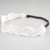 FULL TILT Leaf Crochet Headband 210360160 | Hair Accessories  | Tillys.com