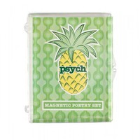 Psych Quote Magnet Set