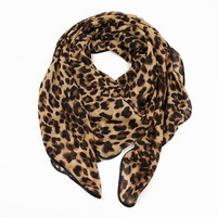 Leopard Infinity Scarf&amp;Fashion Sca.. on Luulla