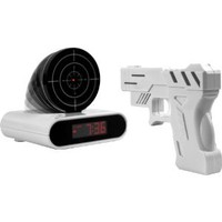Amazon.com: Gun And Target Recordable Alarm Clock by TG: Toys & Games