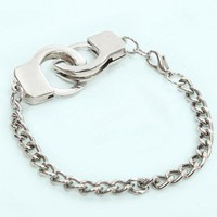 Handcuff Bracelet at MessesOfDresses.com