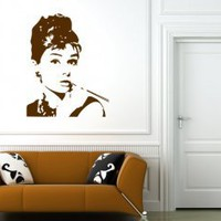 Audrey - Wall Decals | My Wall Decal Shop | Decorating Ideas &amp; Wall Stickers