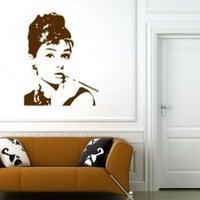 Audrey - Wall Decals | My Wall Decal Shop | Decorating Ideas & Wall Stickers