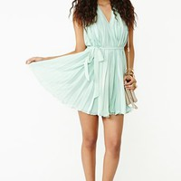 Sweetly Pleated Dress