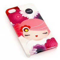 Momiji iPhone 4 cover: My Girl