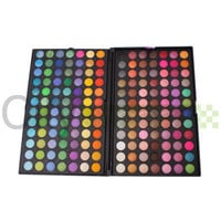 168 Full Color Pearlescent Makeup Eyeshadow Palette Eye Shadow Perfect Makeup #3