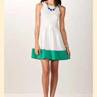The Hamptons Dress                       - Francescas