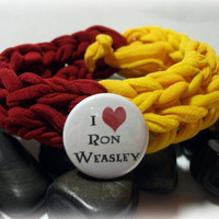 Gryffindor Harry Potter Stretch Bracelet your by Young4ever630