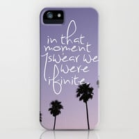 the perks of being a wallflower iPhone Case | Society6