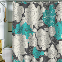 DENY Designs Home Accessories | Khristian A Howell Rendezvous 3 Shower Curtain