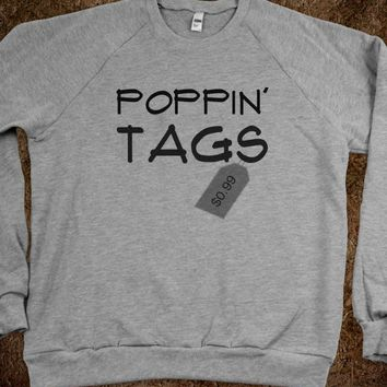 Poppin' Tags - Cool Night Clothing