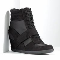 Simply Vera Vera Wang Wedge Sneakers - Women